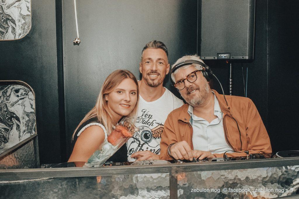 LES DUDU Bar Dj Laura Laffon Perpignan Soirée Gatsby avec Stéphane Pompougnac & Gérald