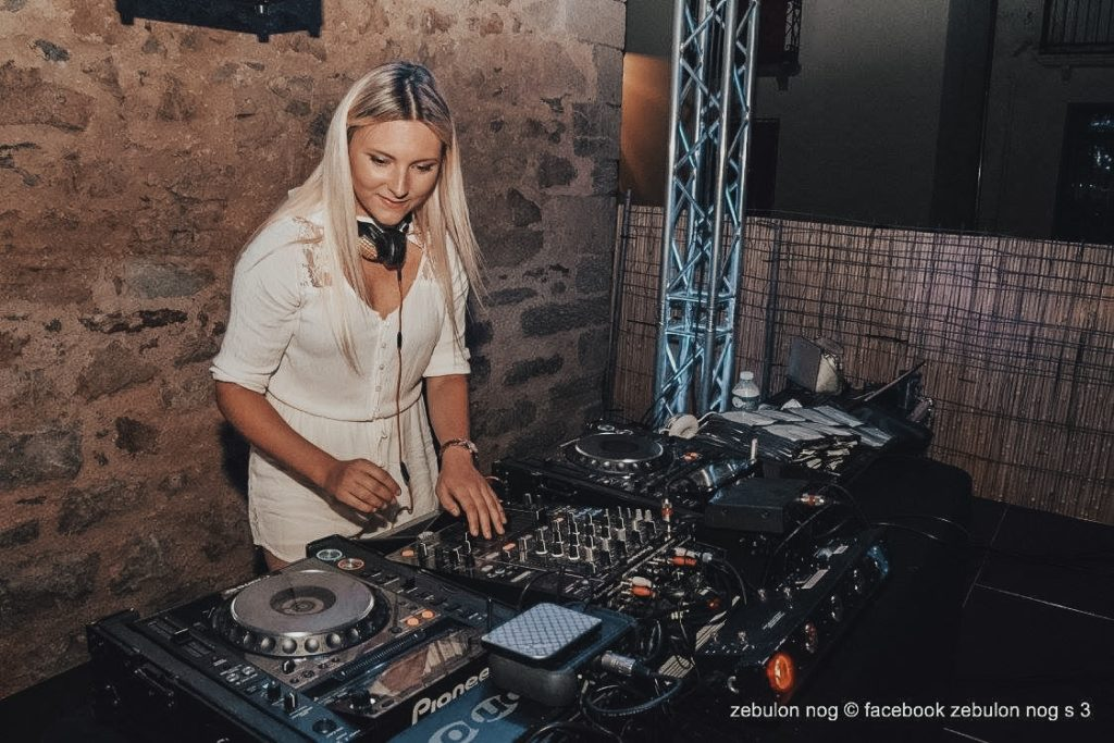 FERIA CERET 2017 DJ Laura Laffon