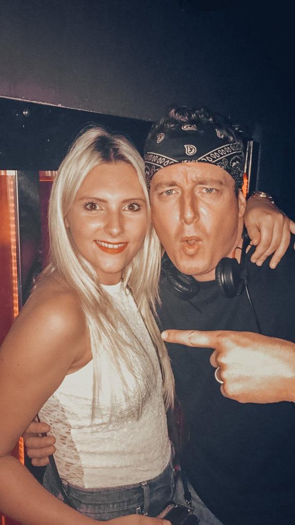 DJ Laura Laffon KRYDER Music Canet en Roussillon