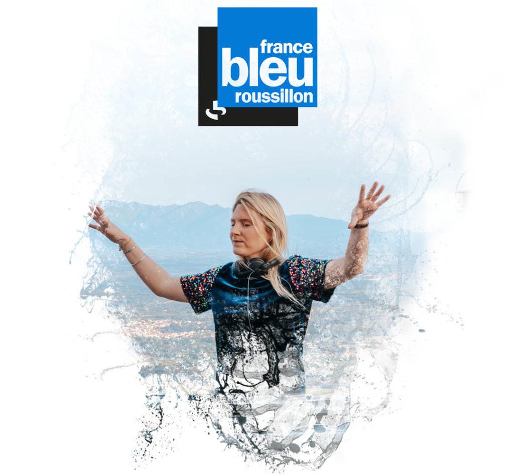 FRANCE BLEU ROUSSILLON - FORCA REAL LAURA LAFFON