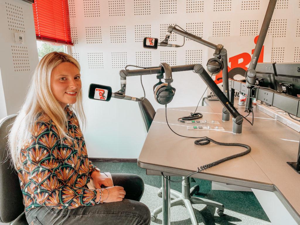 NRJ - INTERVIEW LAURA LAFFON